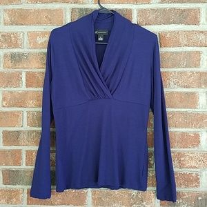 Ink International Concepts Long sleeve Blouse